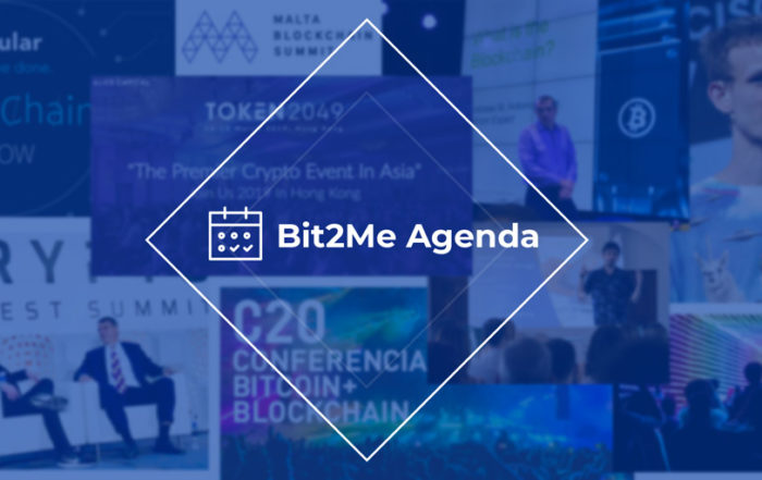 bitcoin events, blockchain events