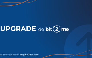Upgrade: Bit2Me Suite becomes even better