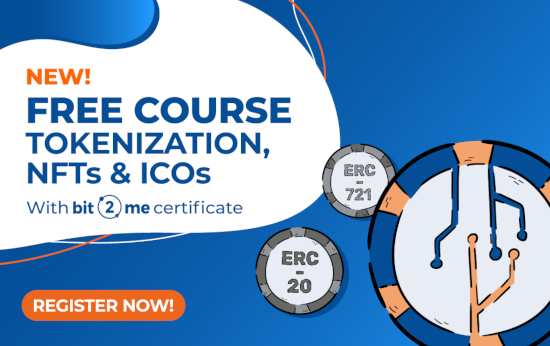 Tokenization, NFTs and ICOs free course