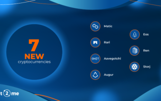 7 new cryprocurrencies