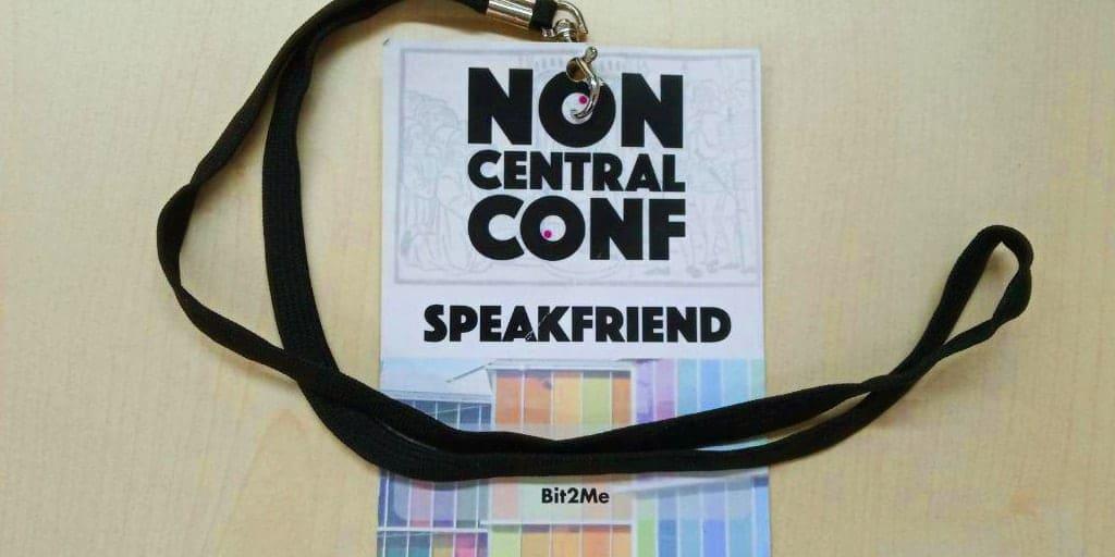 Non Central Conf
