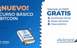 Nuevo curso de Bitcoin básico en Español