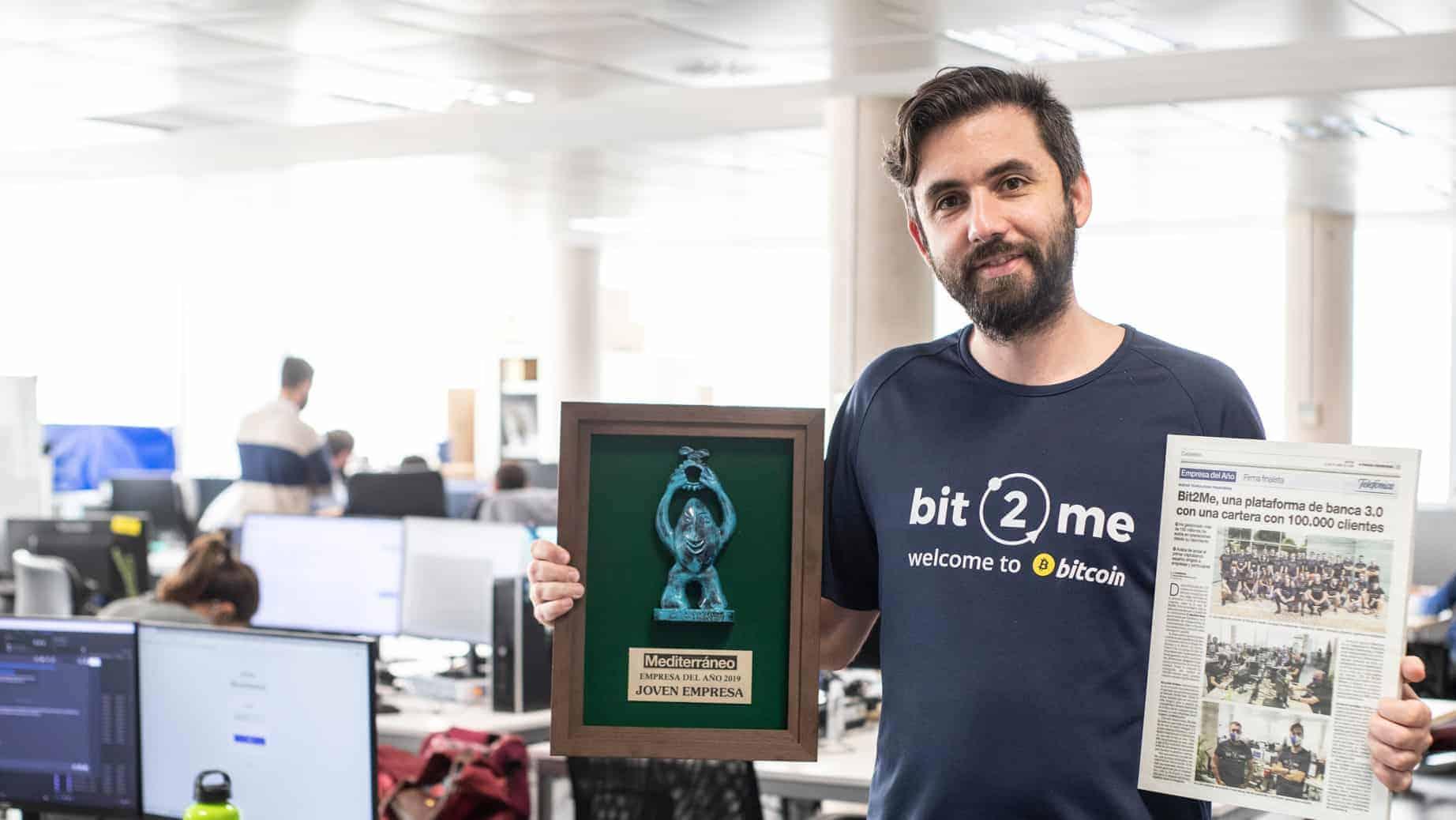 Premio empresa del año