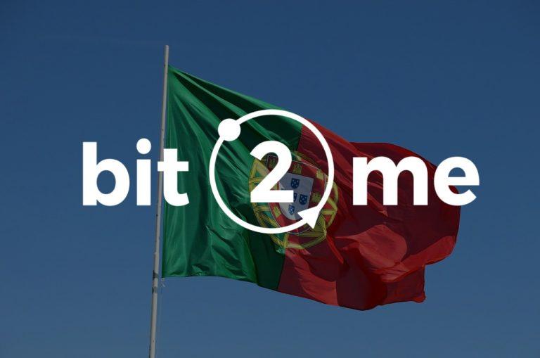 Olá Portugal! Bit2Me chega a Portugal