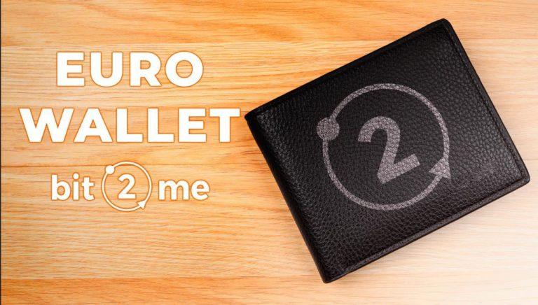Euro Wallet: Compre criptomoedas instantaneamente